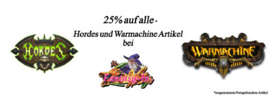 AdW Privateer Press Angebot Fantasy-In