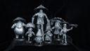 BM Bog's Mushies 28mm Mushroom Kickstarter 10
