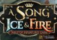 Cool Mini or Not haben ein offizielles Spiel zu A Song of Ice and Fire angekündigt.