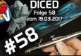 Die neue Folge von Diced ist online!