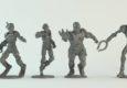 Mantic Games zeigen ein Renderbild ihres neuen Eden Revenants Teams für Dreadball 2.
