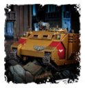 GW 40k Null-Maiden Rhino 1