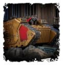 GW 40k Venerable Land Raider 6