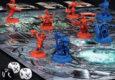 Es gibt neue Bilder und Information zum kommenden Minitaruenspiel, Warhammer Underworlds: Shadespire, darunter erstmals ein weiblicher Stormcast Eternal.
