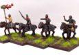 Khurasan Miniatures zeigen neue Bilder von Elefanten und Parthien Kavallerie.