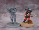 MG Mantic Review GCPS Marines 16