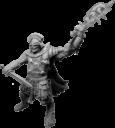 MM Mierce Darklands Erebius, Demiurion on Foot