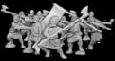 MM Mierce Darklands Men of Clochar, Tuanagh Unit