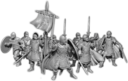 MM Mierce Darklands Urien's Guard, Teulu Unit