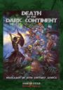 NM Northstar Death in the Dark Continent 1