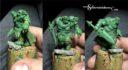 Scibor Miniatures Weitere Greens 01