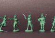 Stronghold-Terrain präsentieren neue Preview Bilder für neue Western Miniaturen auf Facebook.
