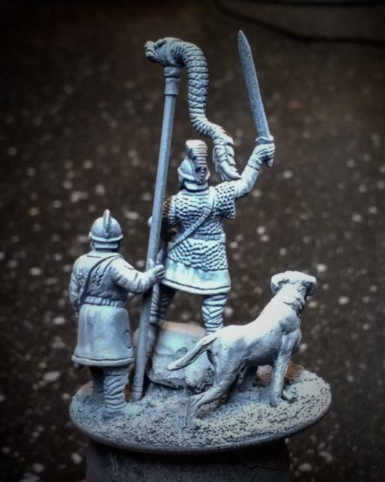 tutorial gripping beast late roman infantry