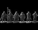 V&V Miniatures 40mm Ritter