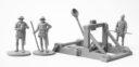 V&V Miniatures Medieval Catapult 2