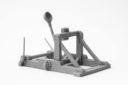 V&V Miniatures Medieval Catapult 3