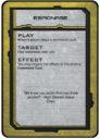 Dropfleet Commander Kommandokarten 04