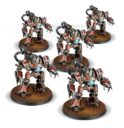 Forge World_The Horus Heresy CASTELLAX-ACHEA BATTLE-AUTOMATA ÆTHER-FLAME CANNON MANIPLE