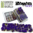 GSW Green Studd World Blossom TUFTS - 6mm 1