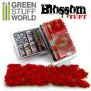 GSW Green Studd World Blossom TUFTS - 6mm 3