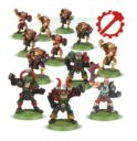 Games Workshop_Made to Order Blood Bowl Chaos Chosen Blood Bowl Team