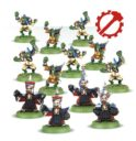 Games Workshop_Made to Order Blood Bowl Chaos Dwarf Blood Bowl Team