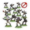 Games Workshop_Made to Order Blood Bowl Dark Elf Blood Bowl Team