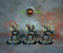 MC 28mm Sci-Fi Orc Pirates Kickstarter 7