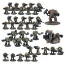 MG Warpath Forge Father Starter Force