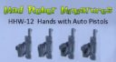 MRM_Mad_Robot_Miniatures_Waffenhände_Power_Mauls_Knives_Auto_Pistols_4