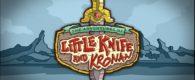 Tom Mason stellt uns in seinem dritten Kickstarter die Abenteuer des Little Knife vor.