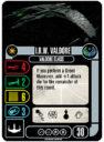 WizKids_Star Trek Attack Wing I.R.W. Valdore (Repaint) Preview 2