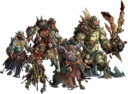 CMoN Zombicide Green Horde Kickstarter 6