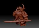 Durgin Paint Forge_Dwarf Samurai Render 7