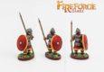 Fireforge zeigen ein weiteres Preview für ihre kommenden Plastik-Byzantiner.