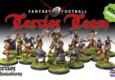 Tercios Miniatures haben einen Kickstarter für ein etwas anderes Fantasy Football Team am laufen. Spanier am Ball.