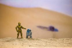HVM Droids Tatooine Star Wars