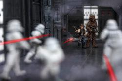 HVM HAN CHEWIE Star Wars