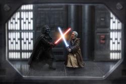 HVM OBI WAN VADER Star Wars