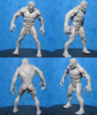 Hasslefree Miniatures_Resin Master - Ghast