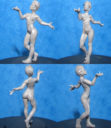 Hasslefree Miniatures_Resin Master - Mia