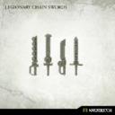 Kromlech Marker und Schwerter 04