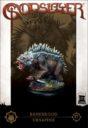 MG Megalith Godslayer Ursapine front
