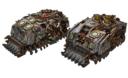 MS Miniature Scenery Scrap Tanks preview