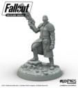 Modiphius Entertainment_Fallout Institute Courser X6-88