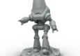 Modiphius Entertainment zeigen auf Facebook einen Protectron für das kommende Fallout Miniaturenspiel und es gibt eine Umfrage, bei der man ein Starterset gewinnen kann.