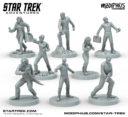 Modiphius Entertainment_Star Trek Enterprise D Crew Teaser