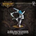 PiP Warmachine Elara, Death's Shadow