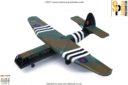 Sarissa 28mm Horsa Glider 04