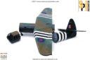 Sarissa 28mm Horsa Glider 06